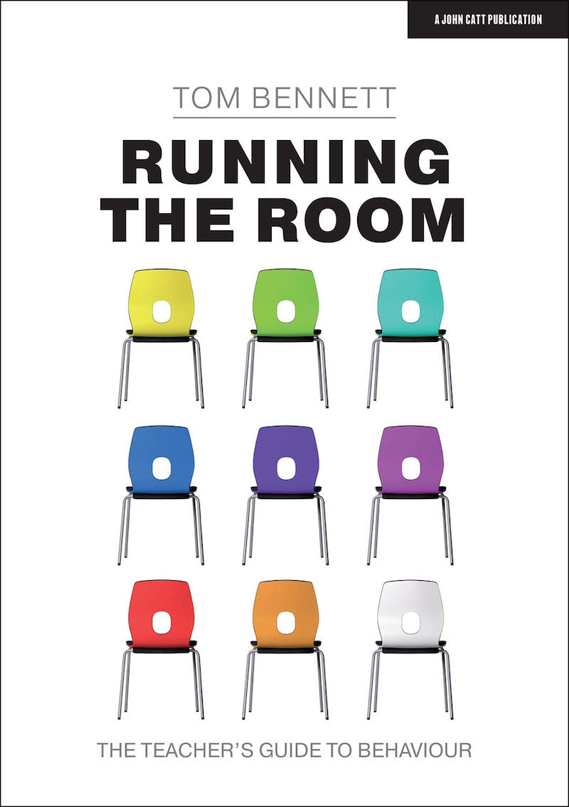 "Book cover of ""Running the Room: The Teacher's Guide to Behavior"""