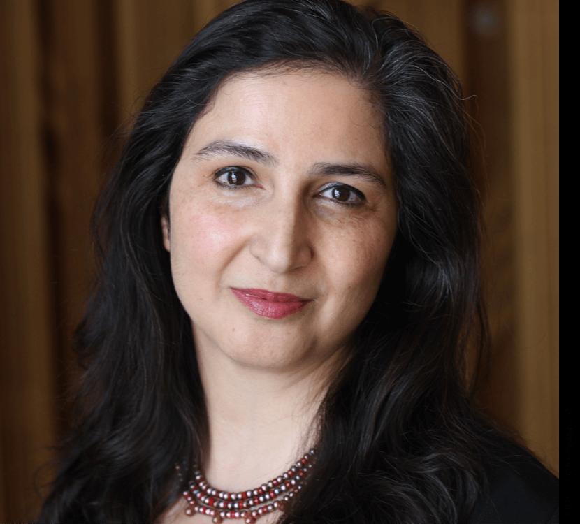 Rajika Bhandari, CEO of the IC3 Institute