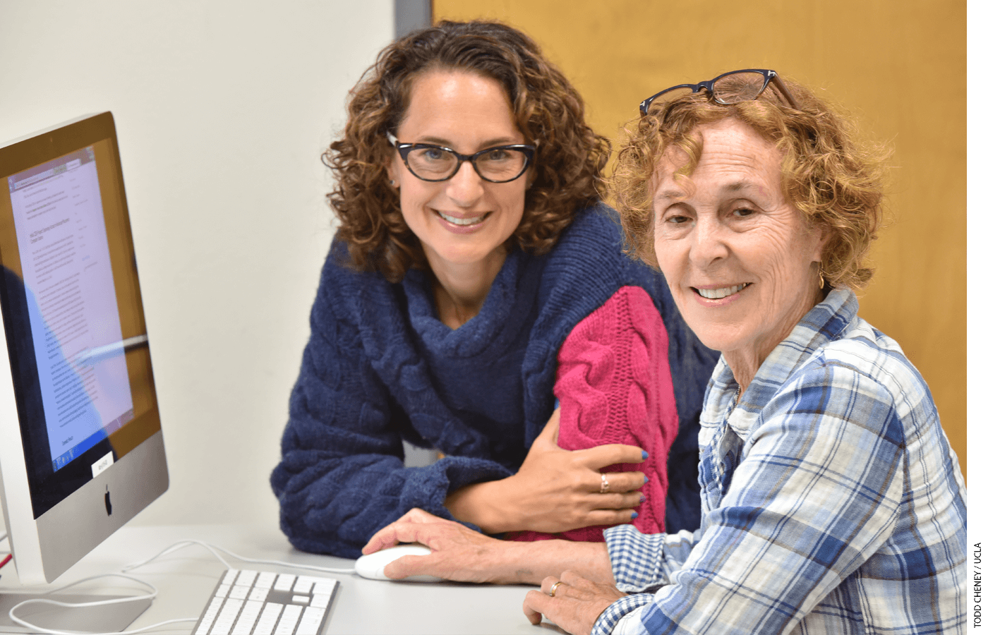Julie Flapan (left) and Jane Margolis caution against schools' adding computer-science class at the expense of other courses.