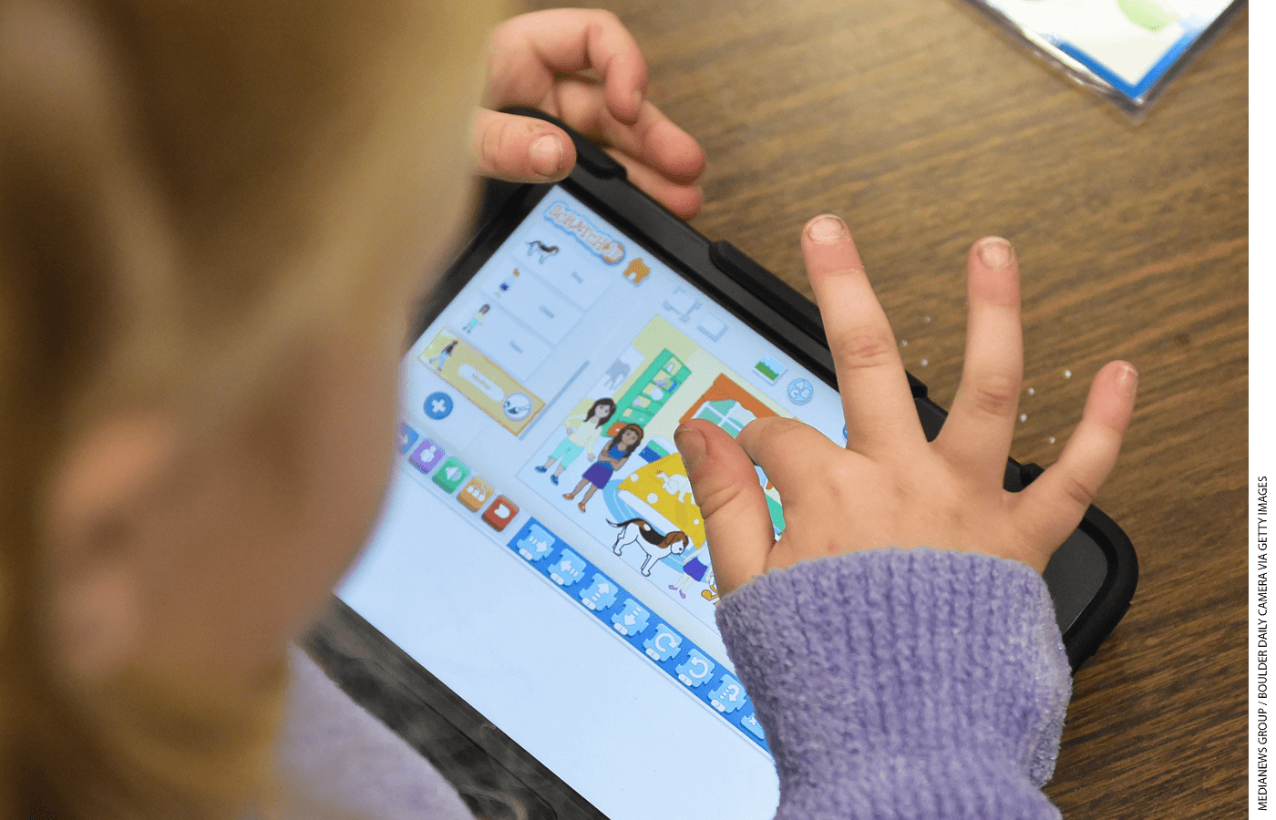 The earlier children are exposed to computer science, the more likely they are to take it in middle and high school.