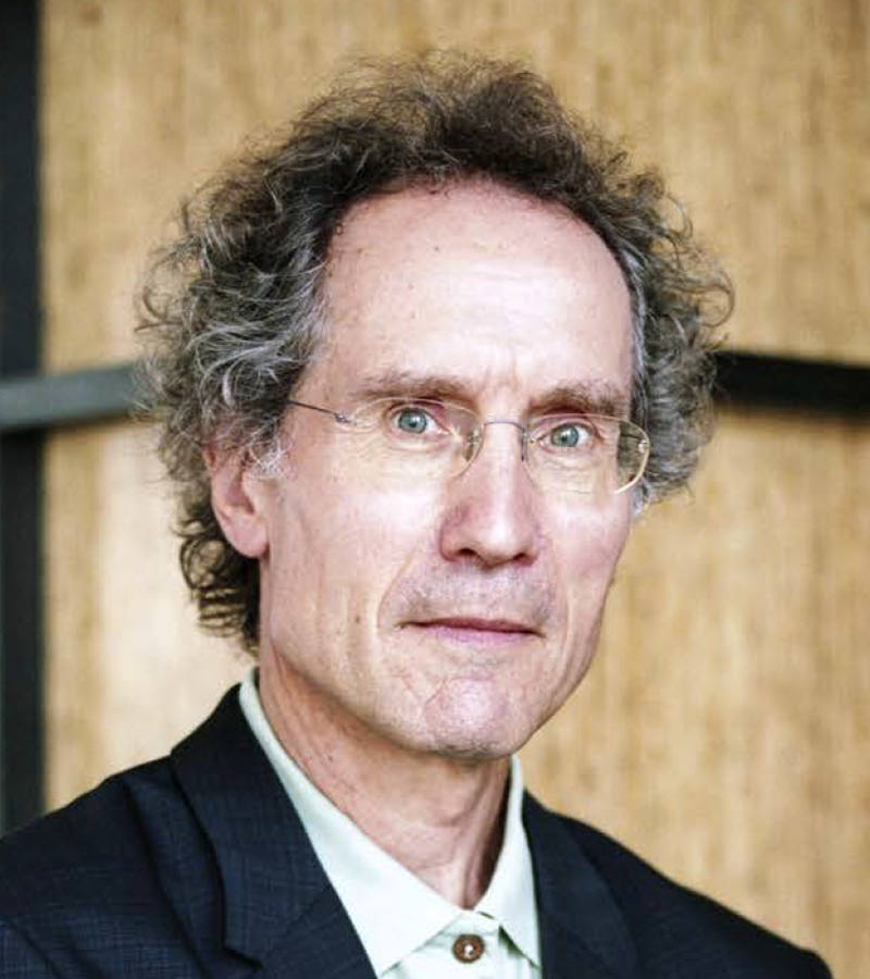 Photo of Marinus van IJzendoorn